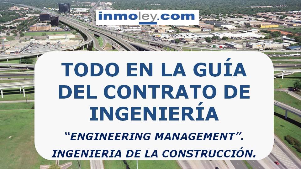 CONTRATO DE INGENIERÍA.