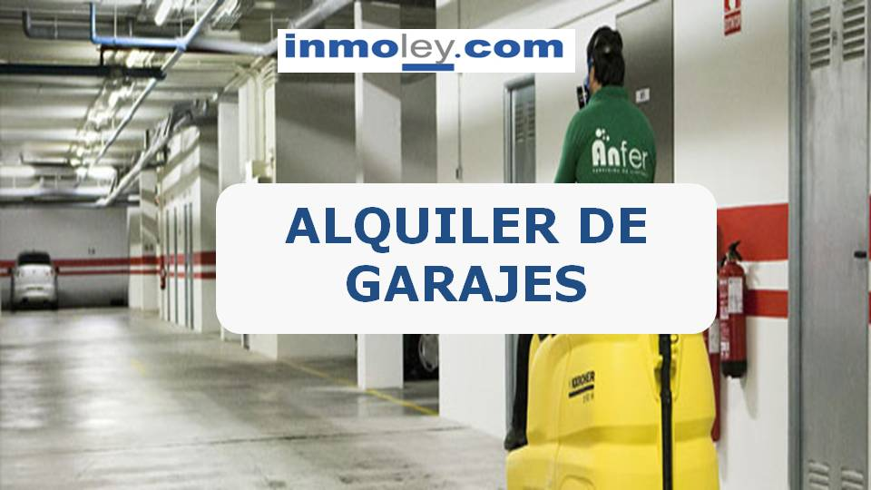 Garajes plazas de garaje contrato de garaje for Contrato alquiler plaza garaje