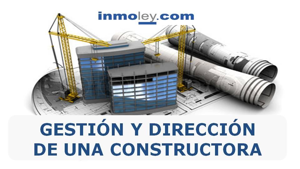 Gestión De Una Constructora
