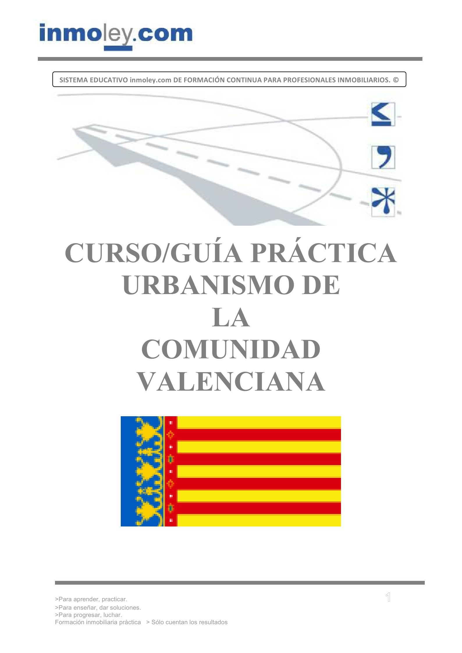 Urbanismo de la comunidad valenciana ley 5 2014 de 25 de for Curso mantenimiento de piscinas comunidad valenciana