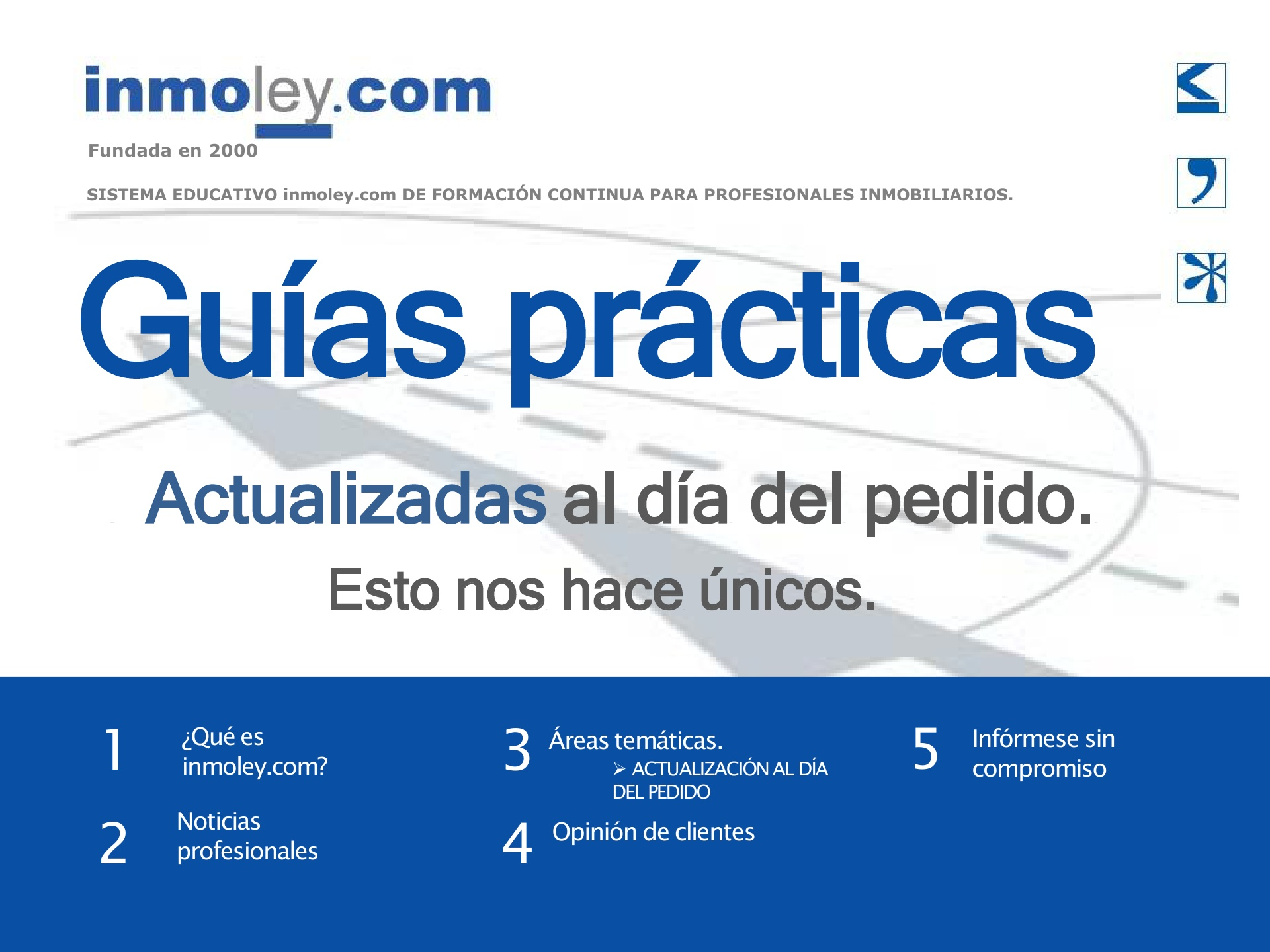 Ver folleto en PDF de inmoley.com